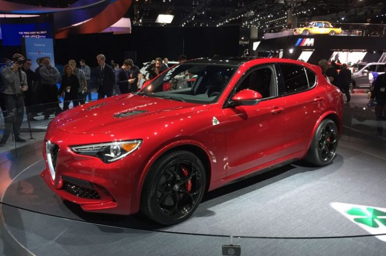 The Alfa Romeo Stelvio Quadrifoglio may be one of the fastest, sexiest, and best SUVs 2018 is blowing our minds with