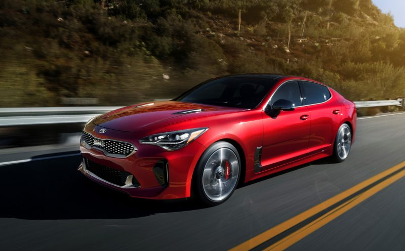 Kia Stinger might just be one of the best cars 2018 is bringing to market