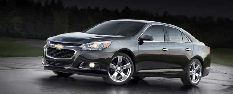 The Chevrolet Malibu is one of the best cars for teenagers