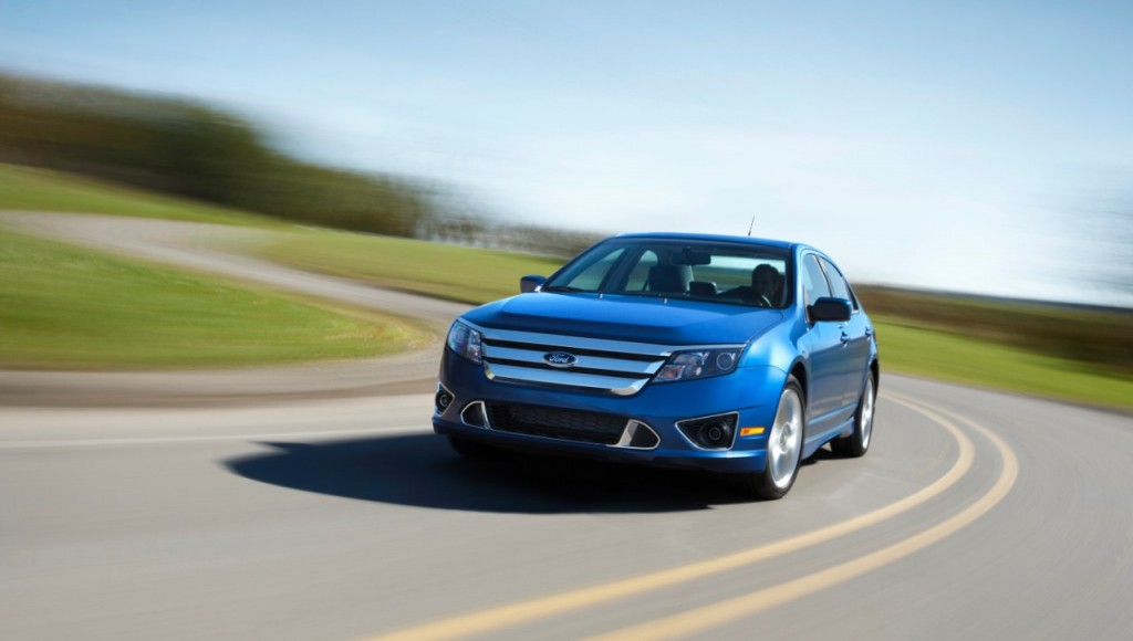 Ford Fusion (2010-2012)