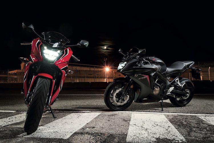 2018 Honda CBR650F & 2018 CB650F