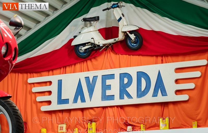 Laverda Museum 2
