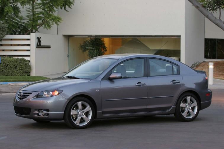 Mazda 3 (2011-2013)