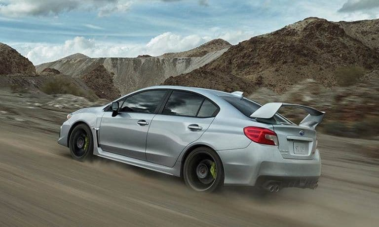 Top 15 Fastest Subaru Cars Ever Made