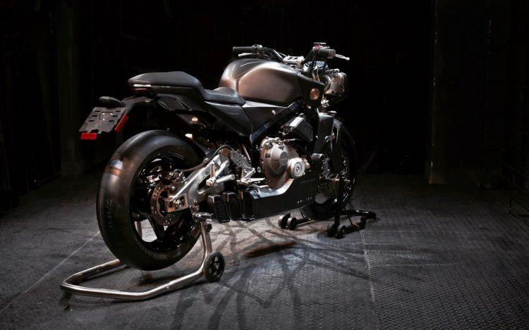 Zife Design CBR600RR 2