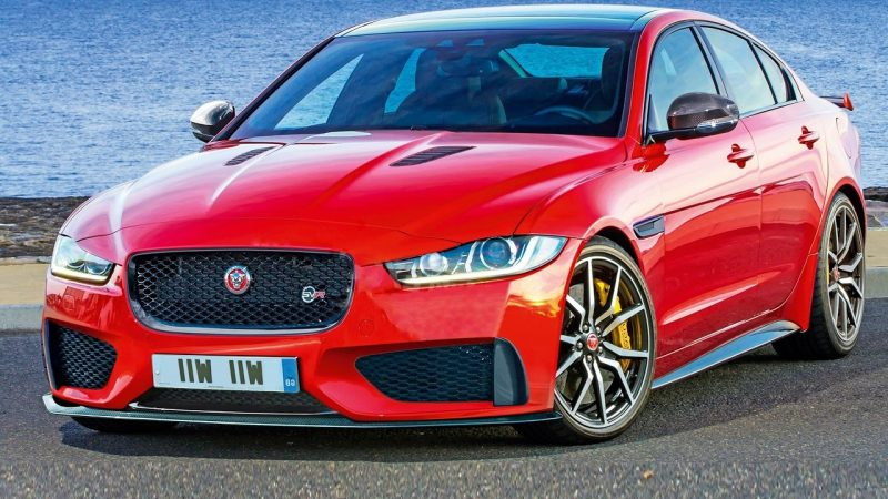 Jaguar XE SVR will be one of the best cars 2018 is bringing our way