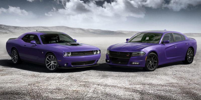 Dodge Charger/Challenger Scat Pack/SRT392