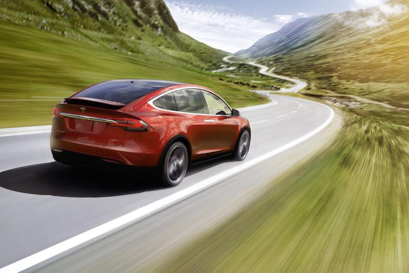 Tesla Midsize Crossover