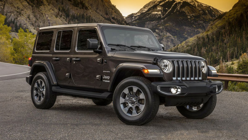 2018 Jeep Wrangler JL is one of the best cars 2018 has to offer