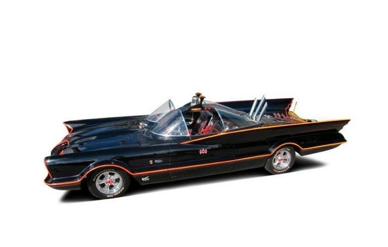 1966 Batmobile 1