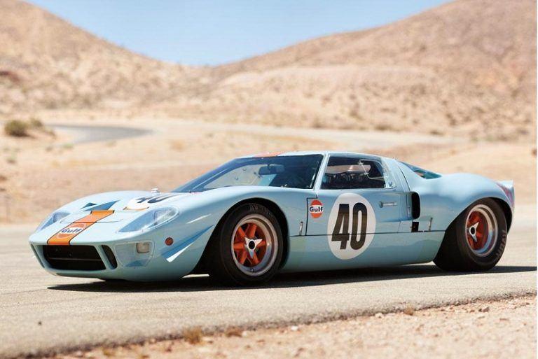 1968 Ford GT40 Gulf/Mirage