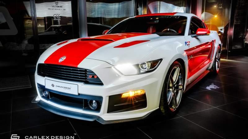 Ford Mustang Carlex