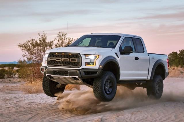 2017 Ford 150 Raptor