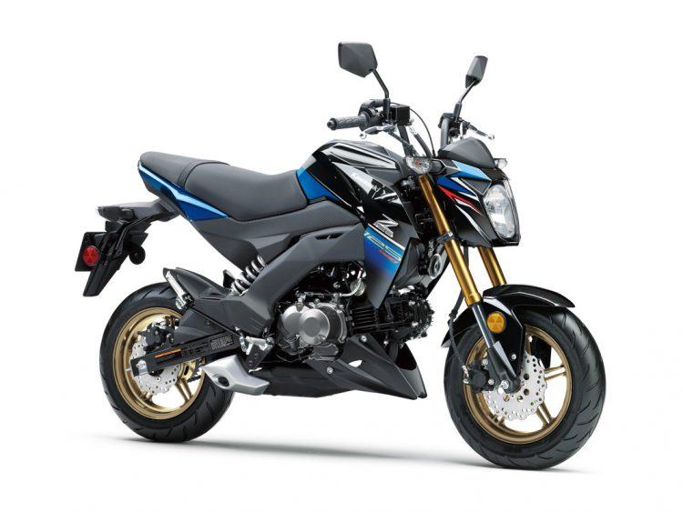 Honda Grom Specs >> The 2018 Kawasaki Z125 Pro Brings The Fight To The Honda Grom