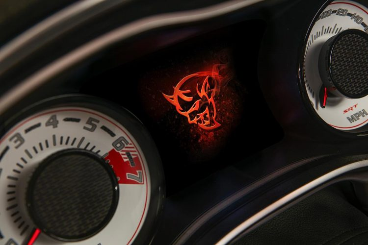 9 Speed Secrets Behind the 6.2 Hemi Dodge Challenger SRT Demon