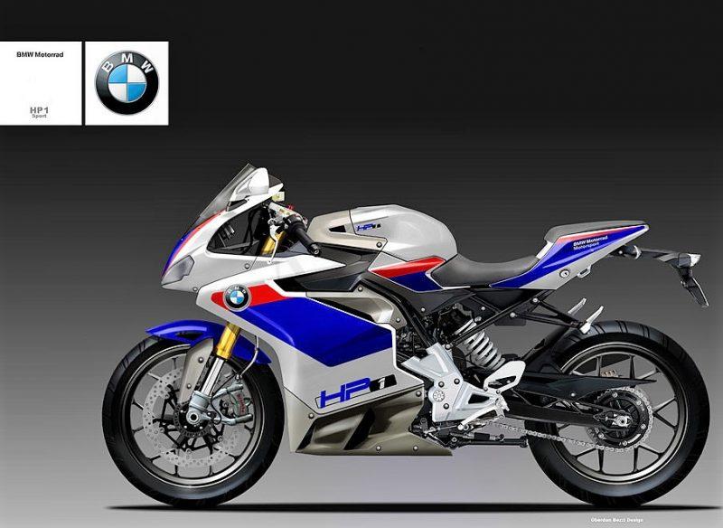 BMW S310R Race Concept 1