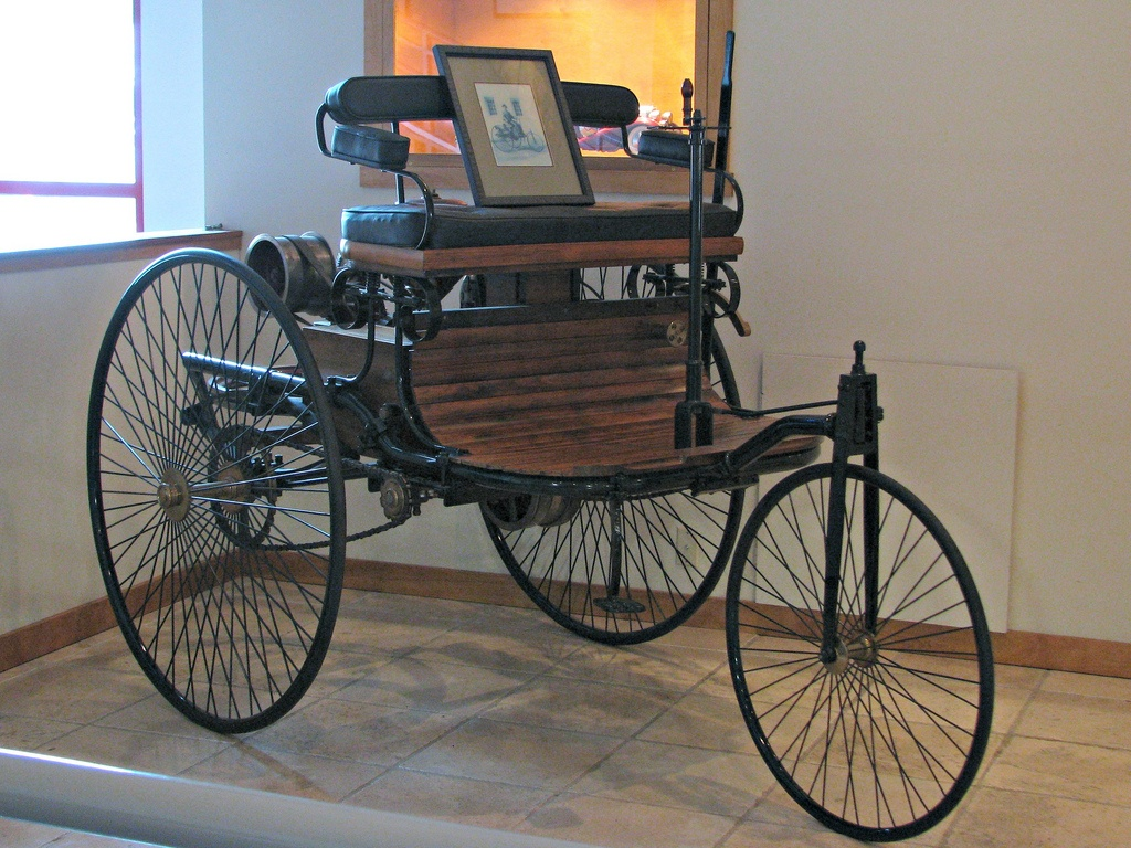 The World\'s Top 10 Oldest Cars