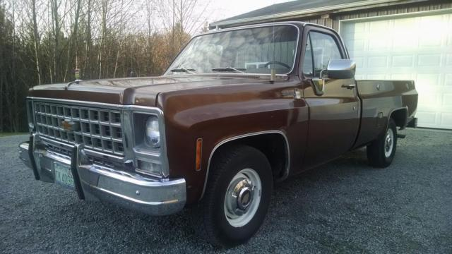 Chevy and GMC C/K pickup 5.7L (1978-1981)