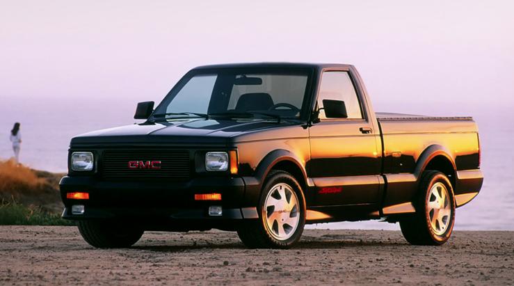 1981 GMC Syclone