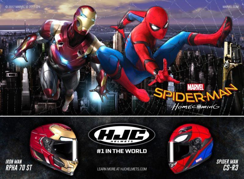 HJC Iron Man Helmet 1
