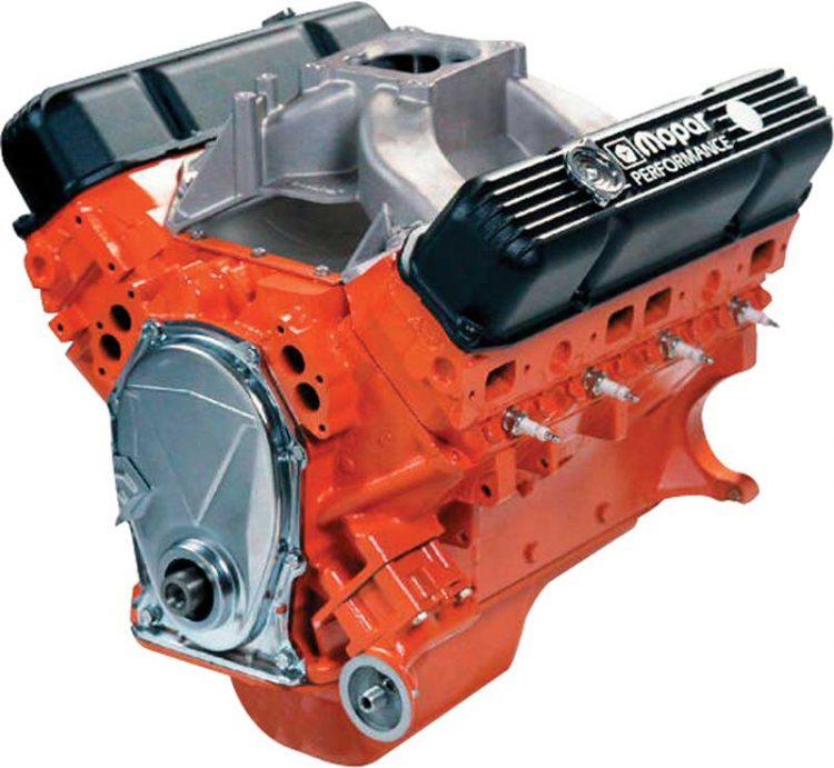 Mopar Crate Engines - 500 Wedge