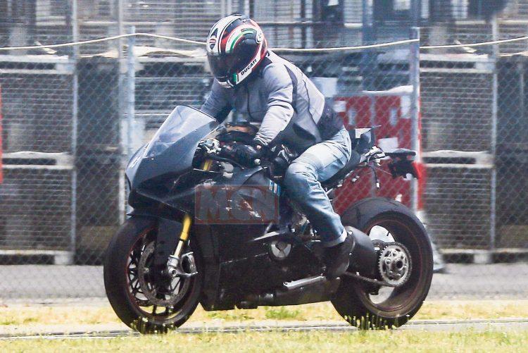 V4 Ducati Spyshot 2