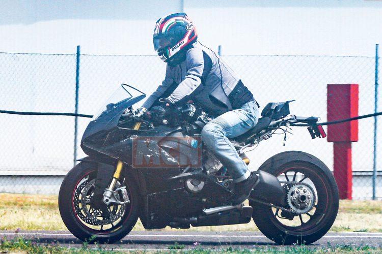 V4 Ducati Spyshot 5