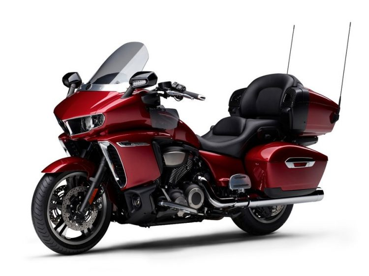 Yamaha Star Venture - New Yamaha Touring Bike 1