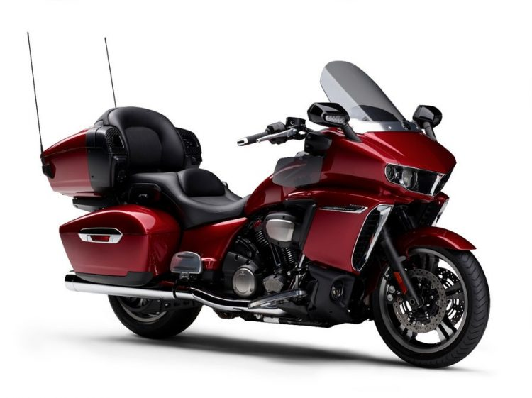 Yamaha Star Venture - New Yamaha Touring Bike 2