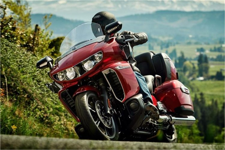 Yamaha Star Venture - New Yamaha Touring Bike 8