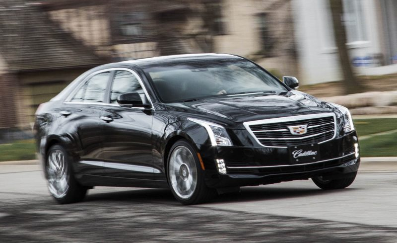 Most American Made Car Cadillac Ats Sedan
