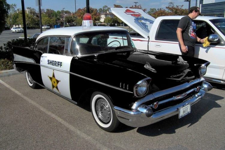 Top 10 Best and Coolest American Police Cars