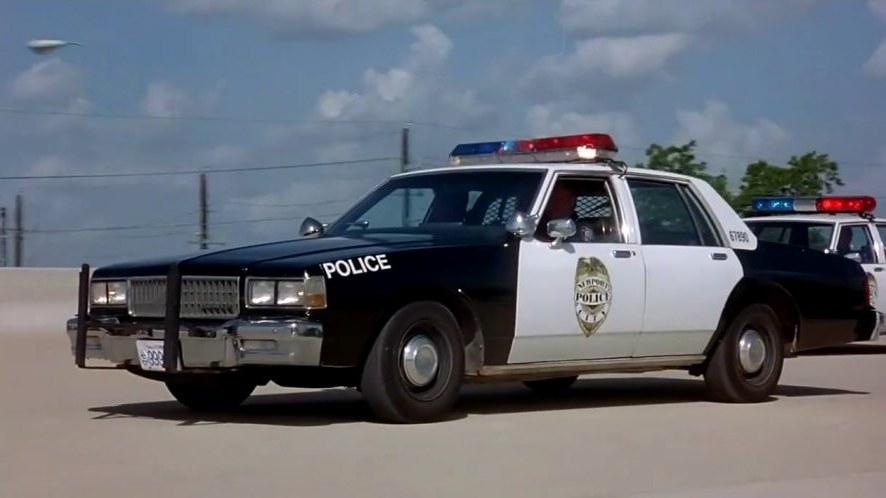 Coolest Cop Cars Ever - Chevrolet Caprice