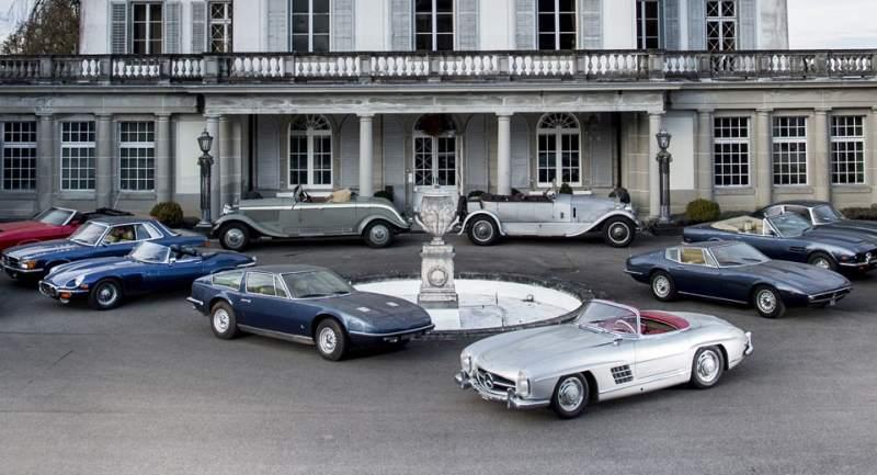 Castle Classic Car Find