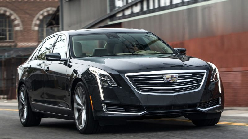 Most American Made Car Cadillac Ct6 Platinum Awd