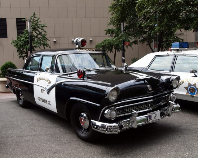 Coolest Cop Cars Ever - Ford Fairlane