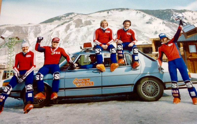 Coolest Cop Cars Ever - Saab 99, 900, 9000 Ski Team