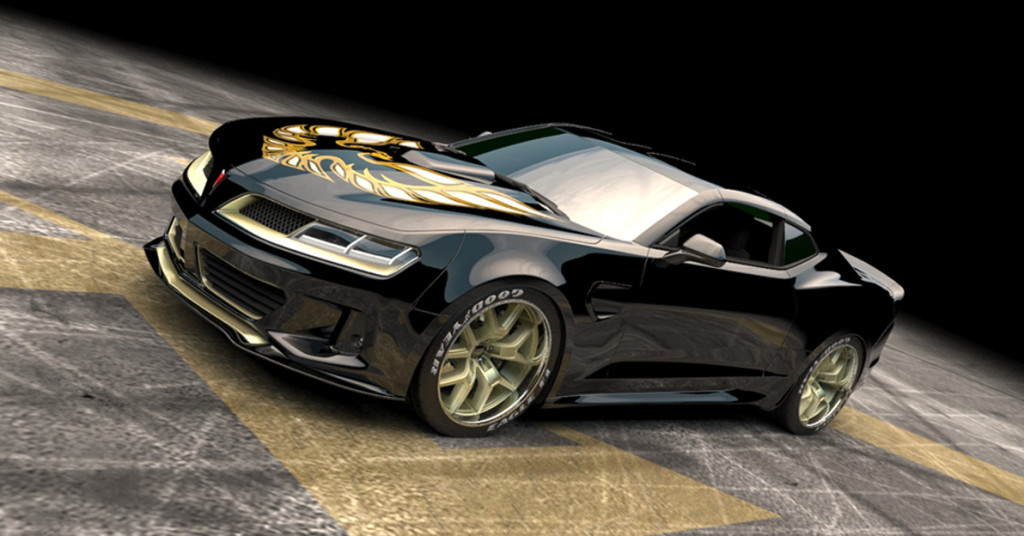 1000 HP 2017 TransAm Super Duty Here to Give the Demon a Run for Its ...