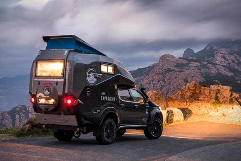 Toyota Hilux Expedition V1 Camper Knows No Boundaries