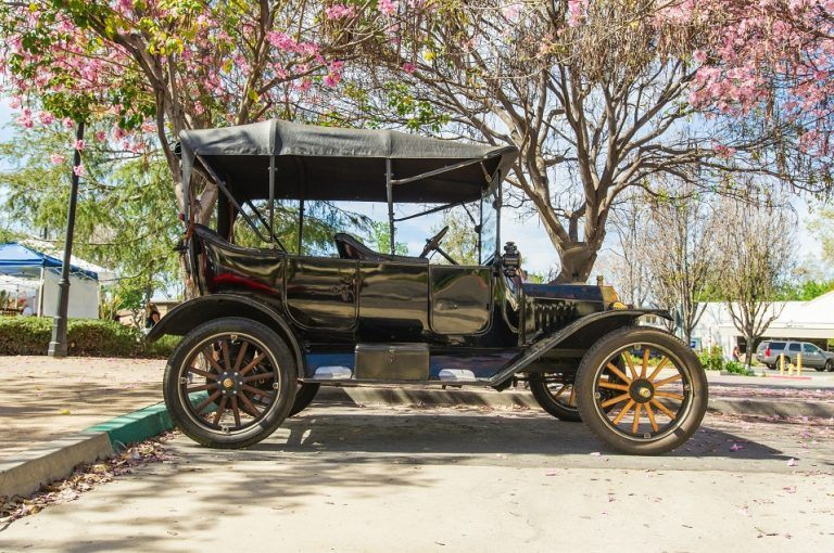 The Ford Model T is NOT the oldest car in the world