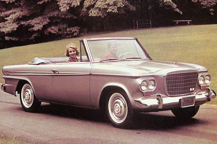 1962-1963 Studebaker Lark Daytona