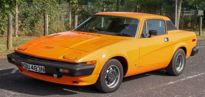 1975-1981 Triumph TR7
