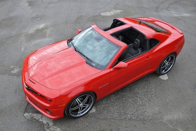 1980s Camaro IROC-Z