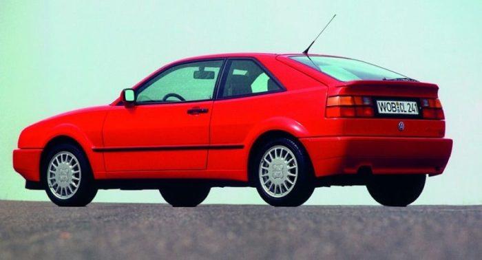 1990-1994 Volkswagen Corrado