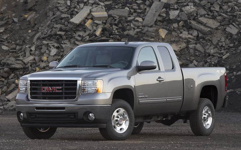 2006 and 2007 Chevy and GMC 2500 and 3500