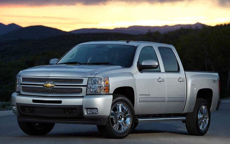 2012 Chevy Silverado HD