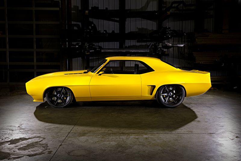 Roadster Shop's Sweet '69 Inferno Camaro