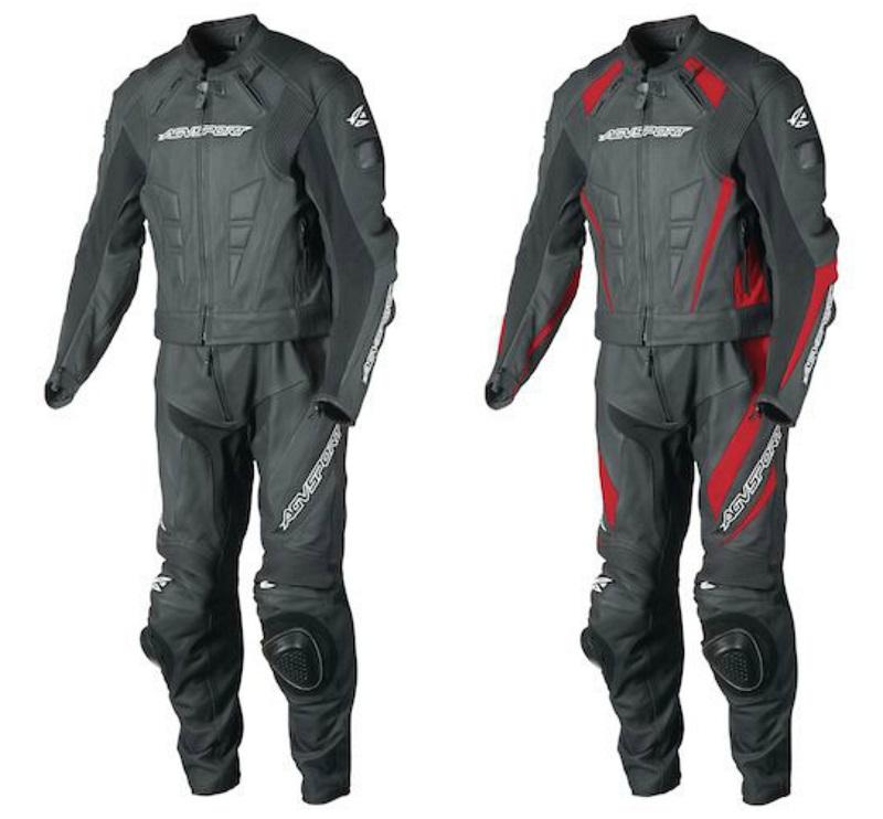 AGV Sports Delta Leather Race Suit