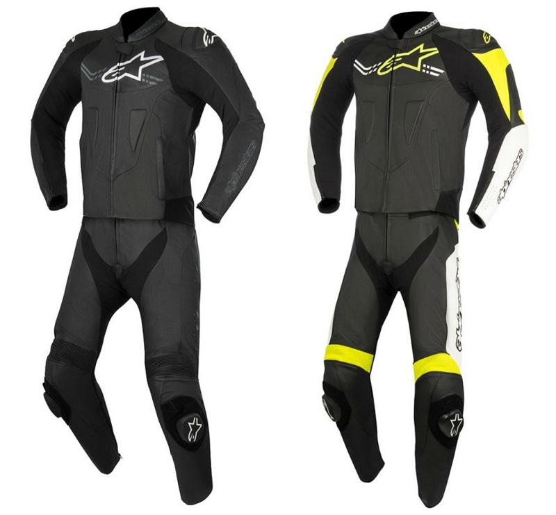 Alpinestars Challenger Leather Race Suit