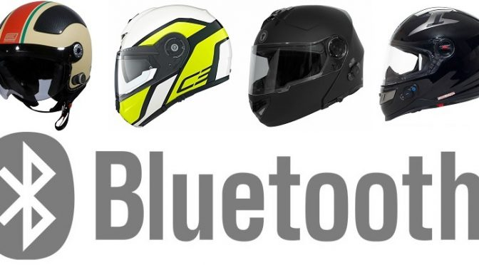 Bluetooth Motorcycle Helmet Featured Image